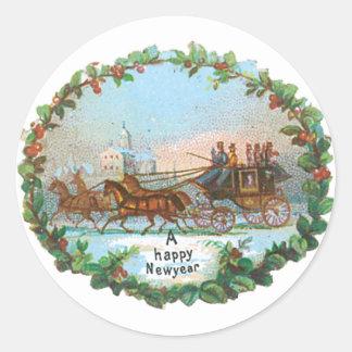 Happy New Years Stickers