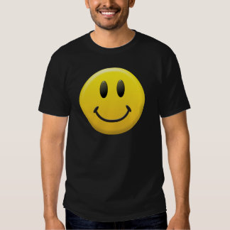 Happy Smiley Face Tee Shirt
