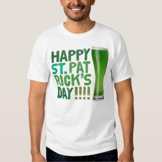 happy st. patrick's day!!! shirts