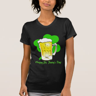Happy St. Pattys Day Beer Mug T-Shirt
