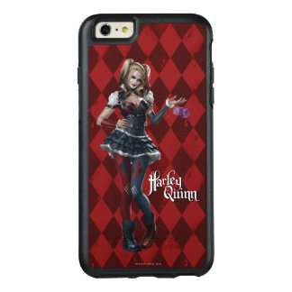 Harley Quinn With Fuzzy Dice 2 OtterBox iPhone 6/6s Plus Case