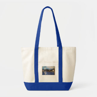 Havre de grace impulse tote bag
