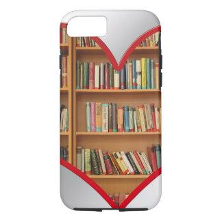 Heart Full of Books iPhone 7 Case