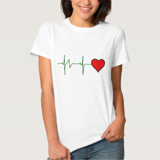 Heart rate t shirts