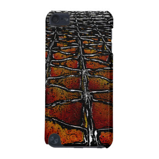 Heavy Metal Grates iPod Touch (5th Generation) Covers