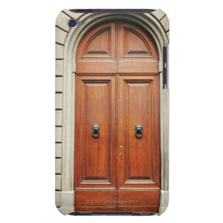 Heavy wooden doors, Florence, Italy iPod Touch Cases
