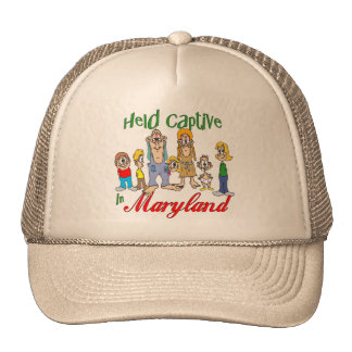 Held Captive in Maryland Cap
