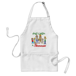 Held Captive in Tennessee Standard Apron