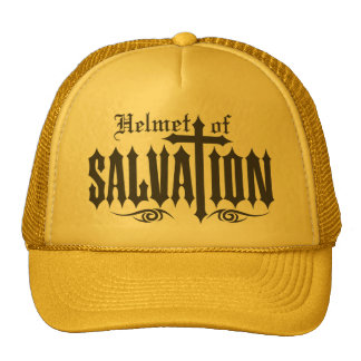 Helmet of Salvation Cap