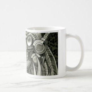 Henri_Riton tattoo Basic White Mug