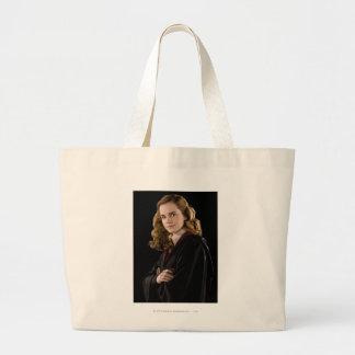 Hermione Granger Scholarly Jumbo Tote Bag