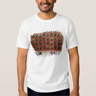 Hermitage Museum, Room 197, The 1812 War Gallery Tee Shirts