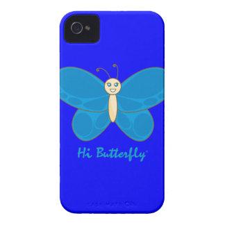Hi Butterfly® BlackBerry Bold Case-Mate iPhone 4 Case