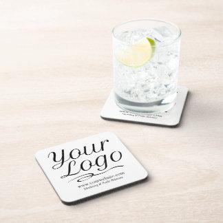 High Gloss Plastic Custom Coasters Customer Gift