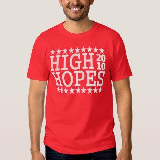 HIGH HOPES 2010 TSHIRTS