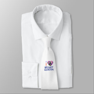 Hillary USA Love Menswear Collection official Ties