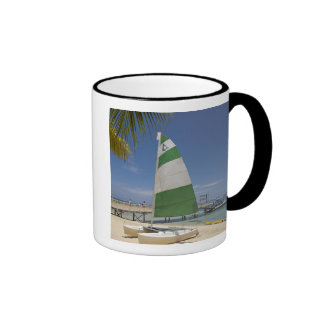 Hobie Cat, Plantation Island Resort Ringer Mug