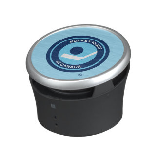 Hockey Night in Canada retro logo Bluetooth Speaker