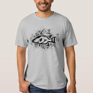 hogfish_grunge.png tee shirts