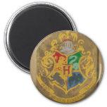 Hogwarts Crest HPE6 6 Cm Round Magnet