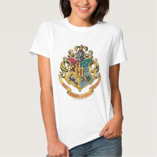Hogwarts Four Houses Crest Shirt