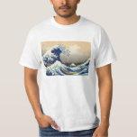 Hokusai The Great Wave T-shirt