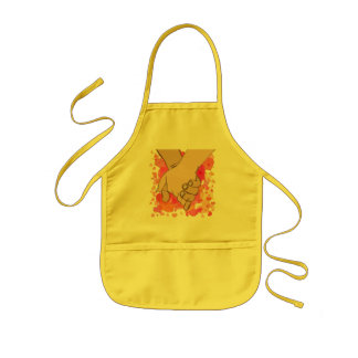 HOLDING HANDS KIDS APRON