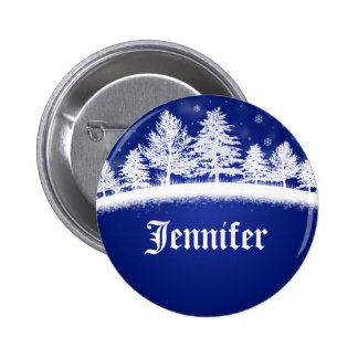 Holiday Company Party Name Tags Christmas Xmas 6 Cm Round Badge