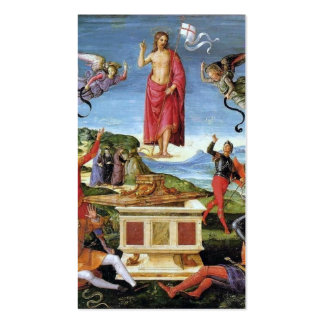 Holy Card: Kinnaird Resurrection Pack Of Standard Business Cards