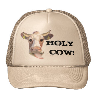 Holy Cow! Cap