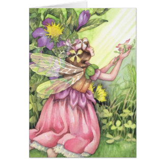 Homage - Fairy Greeting Card