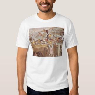 Horatius Cocles on the Sublician Bridge T Shirt