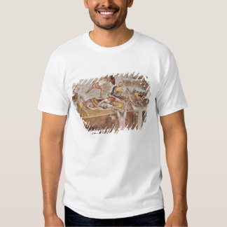 Horatius Cocles on the Sublician Bridge T Shirts