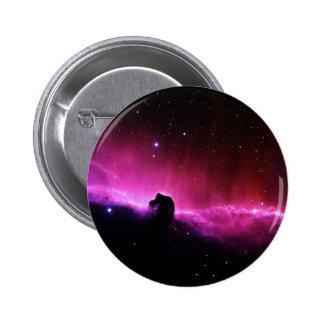 Horsehead Nebula 6 Cm Round Badge
