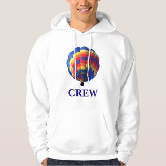 Hot Air Balloon Crew Sweatshirt