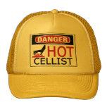 Hot Cellist Cap