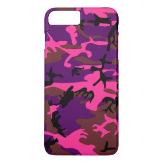 Hot Pink Camo iPhone 7 Plus Case
