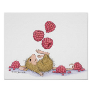 House-Mouse Designs® -  Wall Art Poster