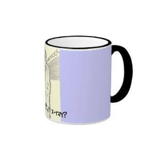 How About An X-Ray? Ringer Mug