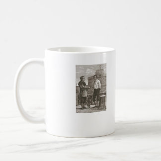 """How about some snuff bef... Basic White Mug"