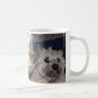 How about you Fetch us Coffee? Basic White Mug