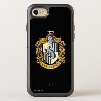 Hufflepuff Crest OtterBox Symmetry iPhone 7 Case