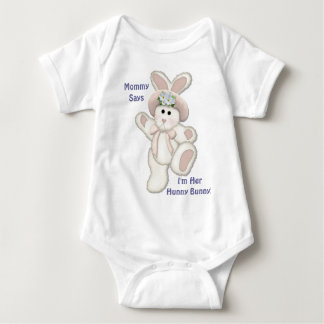 Hunny Bunny Baby for Girl Infant Creeper