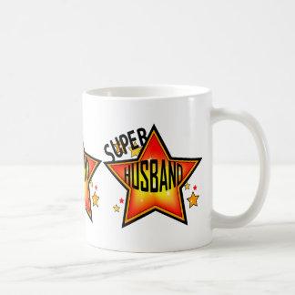 Husband Super Star Mug