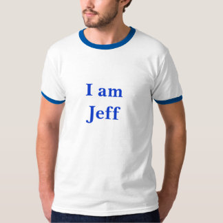 I am Jeff Tees