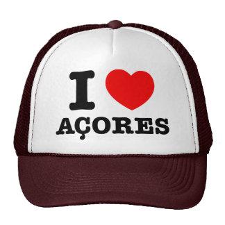 I heart Acores Cap