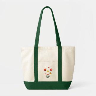 I Heart Fruit Impulse Tote Bag