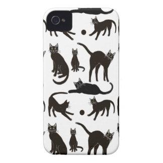 I Love Black Cats Blackberry Bold Case-Mate Case