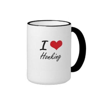 I love Honking Ringer Mug