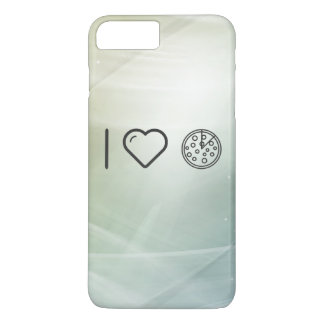 I Love Italian Pizzas iPhone 7 Plus Case
